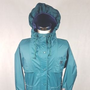 Helly Hansen Packable Vintage Waterproof Jacket